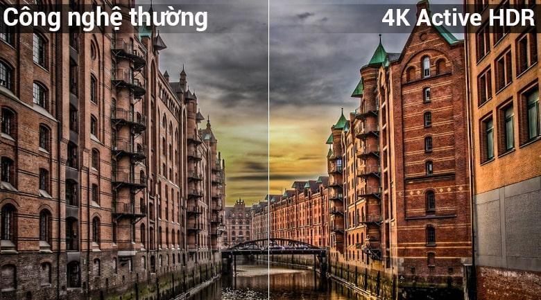 công nghệ 3K Active HDR trên tivi LG 70UK6540PTA