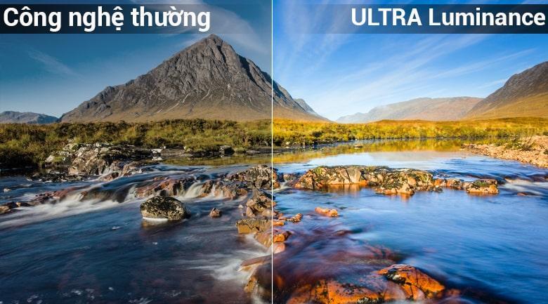 công nghệ ánh sáng ULTRA Đèn led màn hình LG 70UK6540PTA