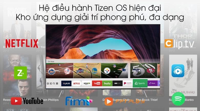 Smart Tivi QLED Samsung 4K 75 inch QA75Q75R