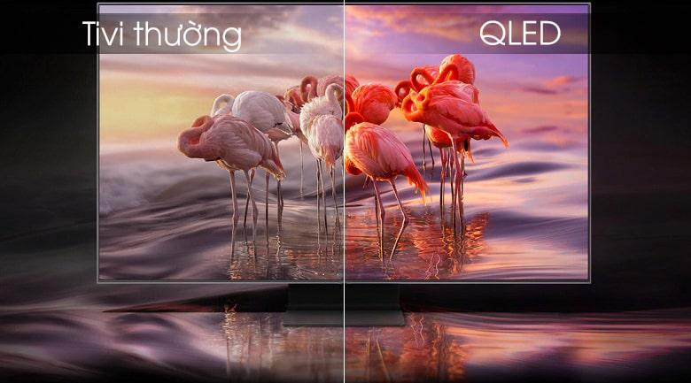 Tivi QLED Samsung QA75Q90R