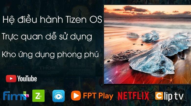 Smart Tivi QLED Samsung 8K 82 inch QA82Q900R