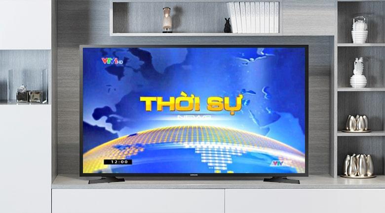 Tích hợp sẵn DVB-T2