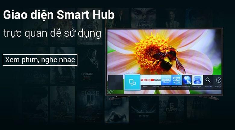 Hệ điều hành Smart Hub