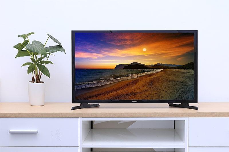 Hình thức Tivi Samsung UA40J5250D sang trọng
