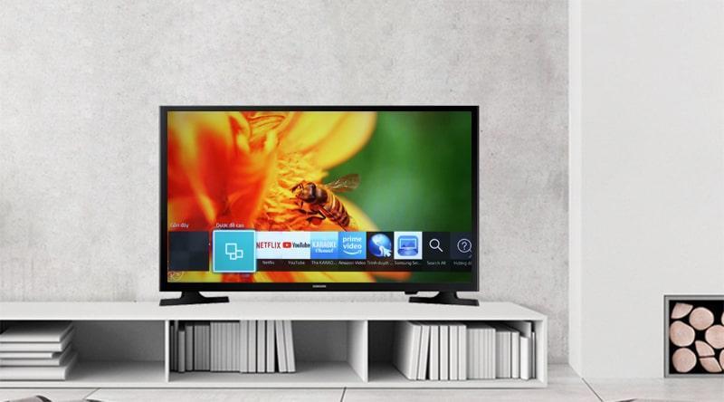 Tivi Samsung UA40J5250D giao diện dễ sử dụng