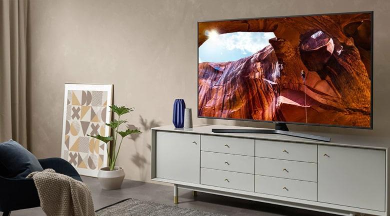 Tivi Samsung UA50RU7400