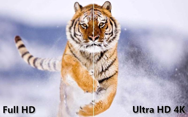 Tivi Samsung UA55NU7100