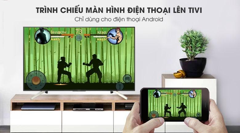 Android Tivi Sony 4K 49 inch KD-49X7500F