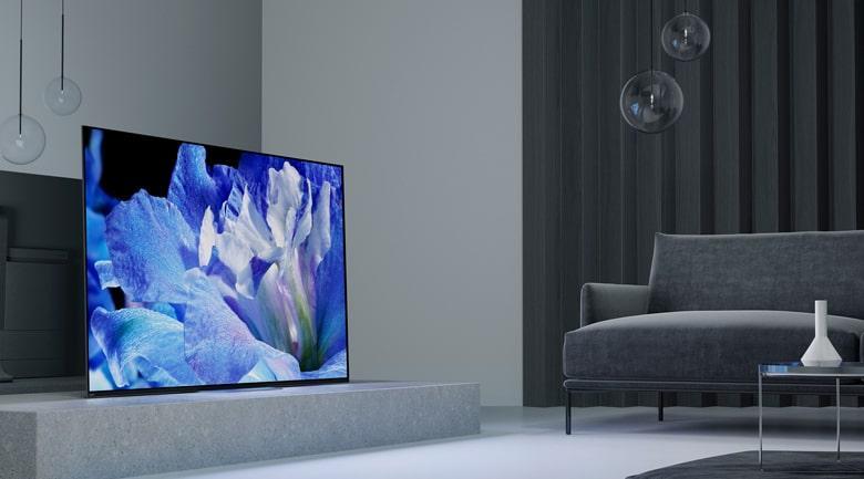 Tivi OLED Sony KD-55A9F siêu mỏng,đẳng cấp