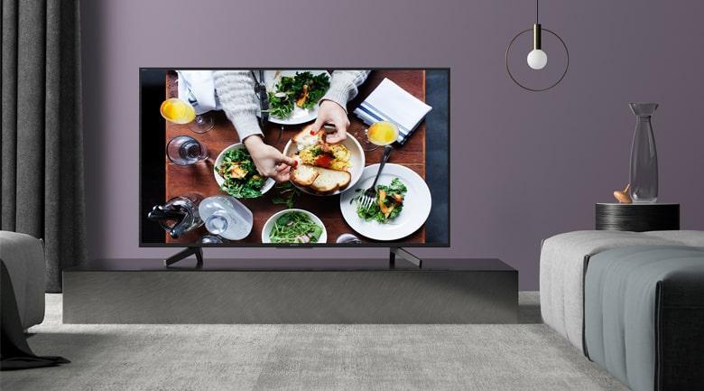 Tivi Sony KD-55X7000F trang nhã,tinh tế