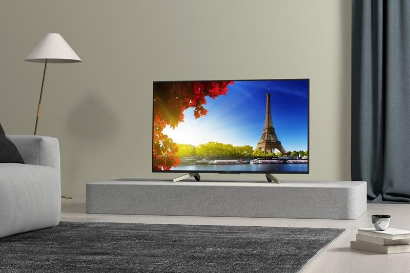 Tivi Sony KD-55X7500F sang trọng,tinh tế