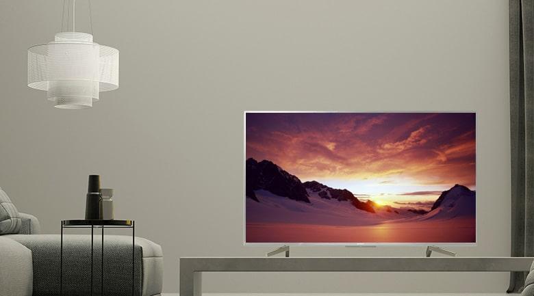 Tivi Sony KD-55X8500G/S thiết kế sang trọng