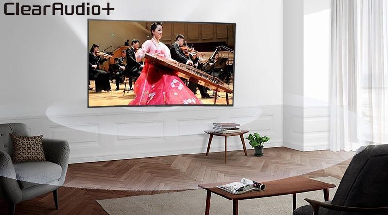 Tivi Sony KD-65X7000F âm thanh sống động,chân thực