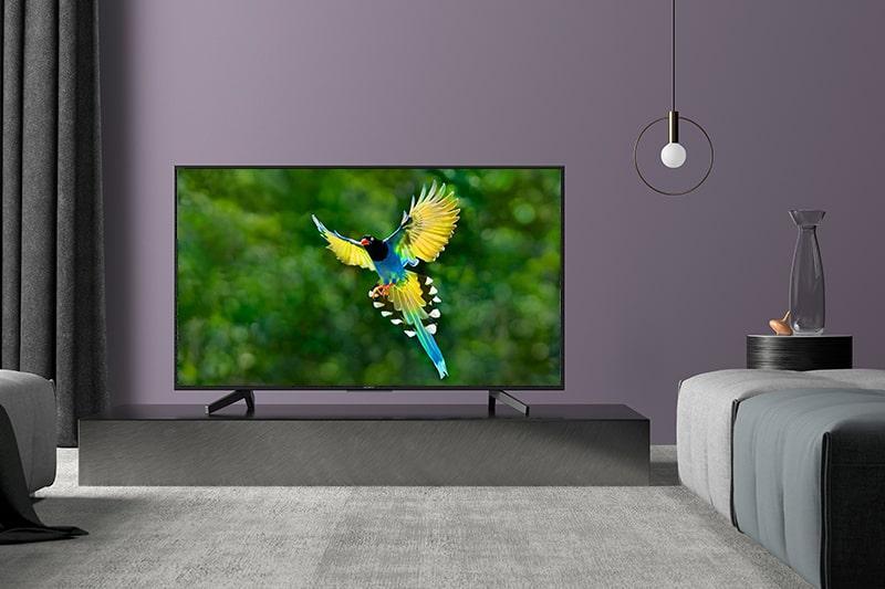 Tivi Sony KD-65X7000F thiết kế sang trọng