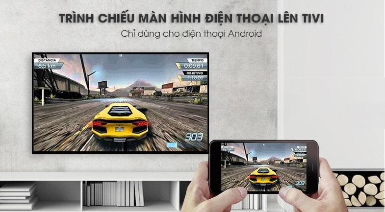 Smart Tivi LG 4K 43 inch 43UK6540PTD