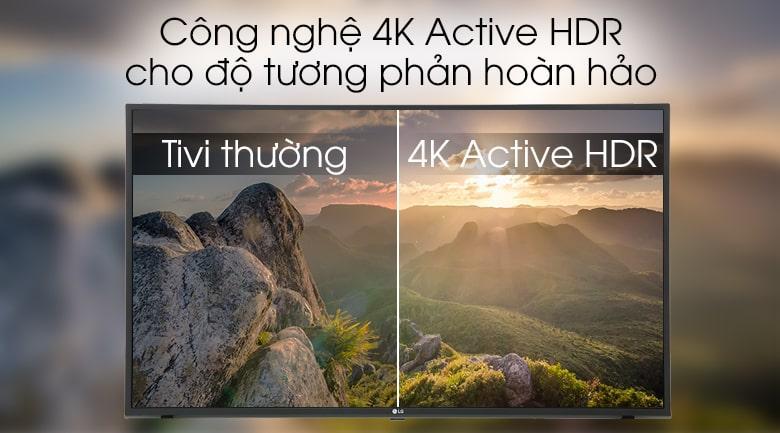 Tivi LG 4K 43 inch 43UK6200PTA