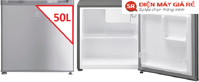 tủ lạnh electrolux 50 lít thuộc top 4 tủ lạnh mini giá rẻ