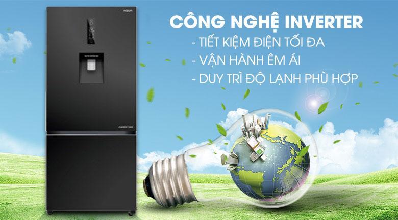 công nghệ inverter tiết kiệm điện tối đa,vận hành bền bỉ