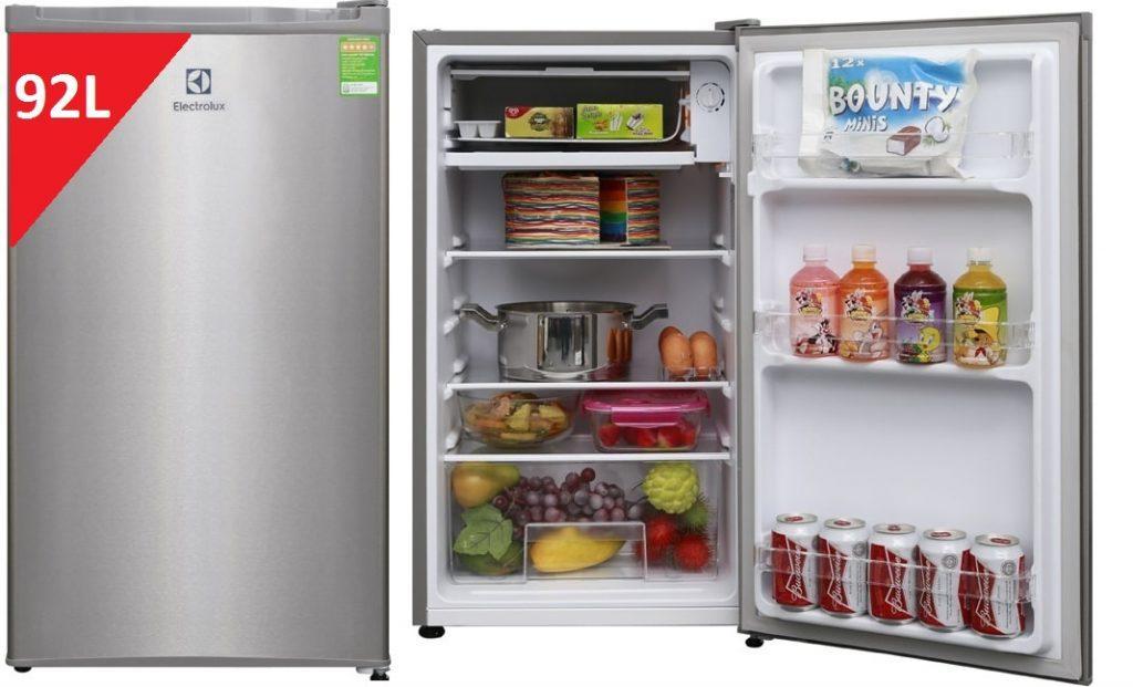 tủ lạnh electrolux 92l