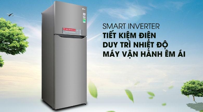 công nghệ inverter tiết kiệm điện duy trì nhiệt độ,máy vận hành êm