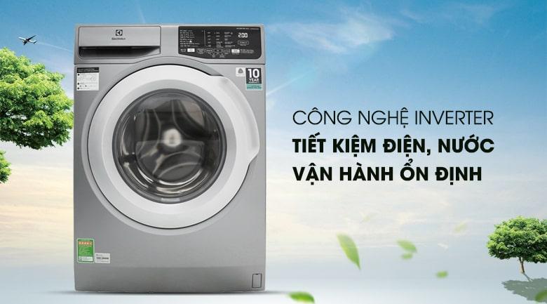 Máy giặt Electrolux EWF8025CQSA