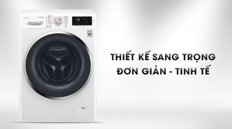 Máy giặt LG FC1408S4W3