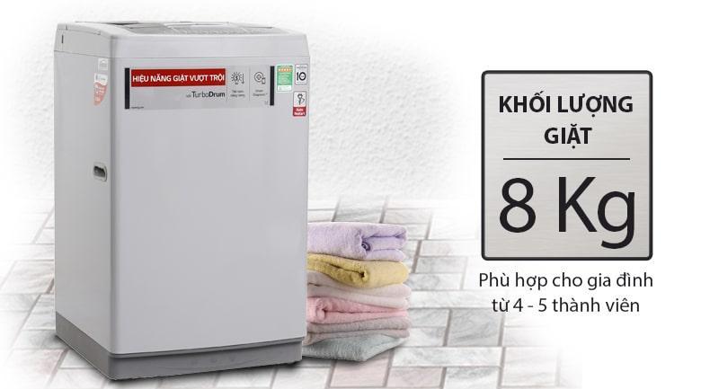 Máy giặt LG T2108VSPM