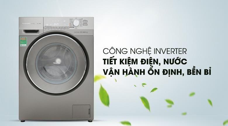 Máy giặt Panasonic 9Kg NA-129VX6LV2
