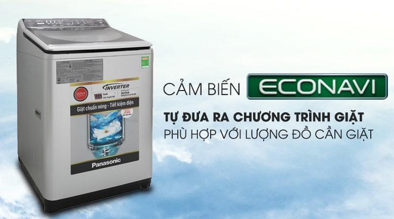 Máy giặt econavi