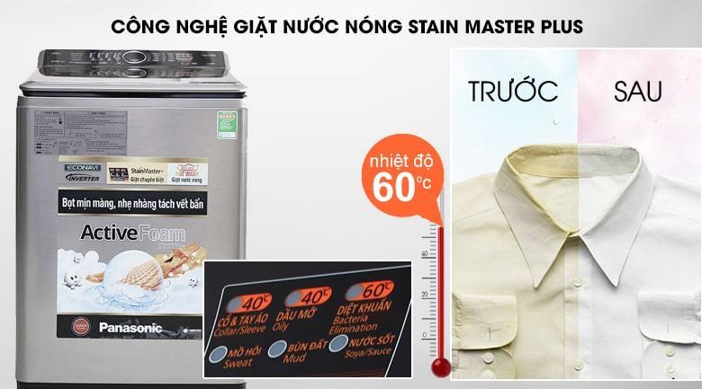 Máy giặt Panasonic 13.5kg NA-F135V5SRV
