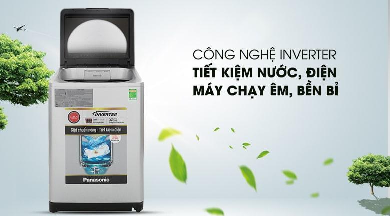 Máy giặt Panasonic 11.5Kg NA-FS11V7LRV