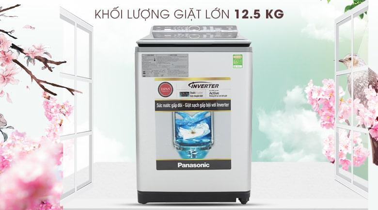 Máy giặt Panasonic 12.5Kg NA-FS12X7LRV