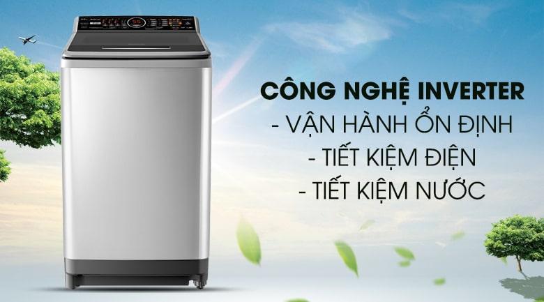 Máy giặt Panasonic 9.5kg NA-FS95V7LMX