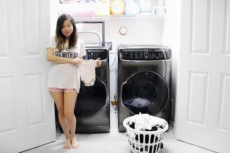 Máy giặt sấy Samsung WR24M9960KV/SV