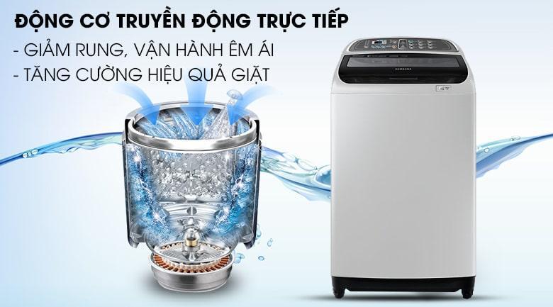 Máy giặt Samsung WA10J5750SG/SV