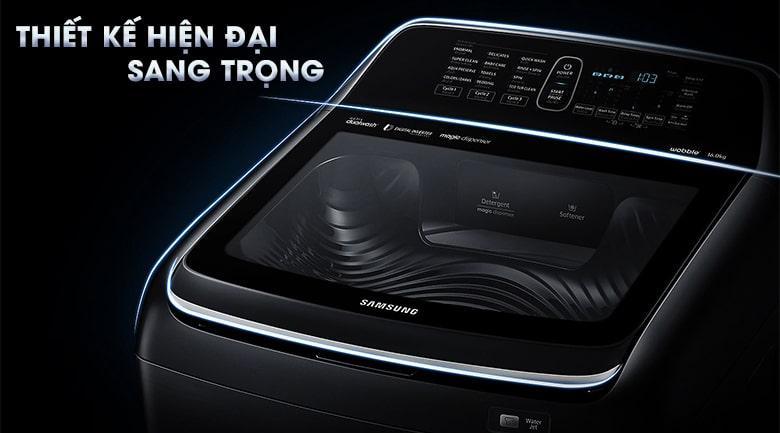 Máy giặt Samsung WA14N6780CV/SV
