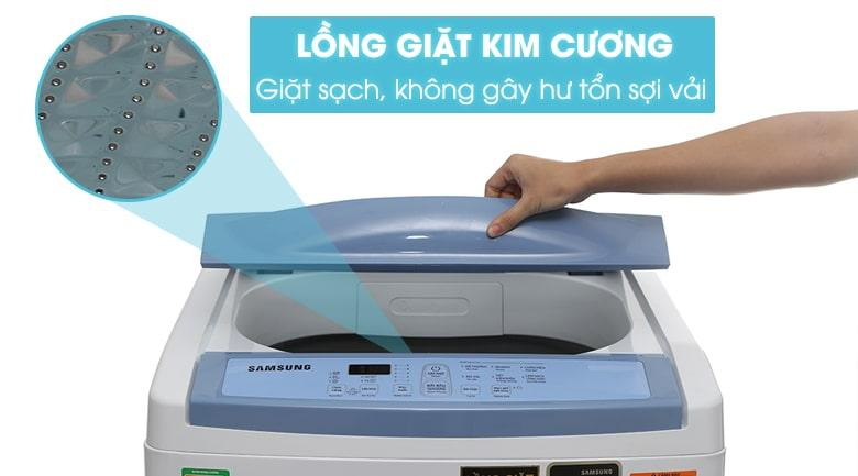Máy giặt Samsung 9kg WA90M5120SW/SV