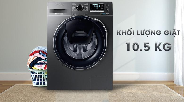 Máy giặt Samsung WW10K6410QX/SV