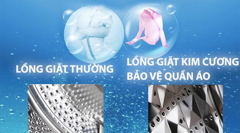 Máy giặt Samsung WW75J42G0KW/SV