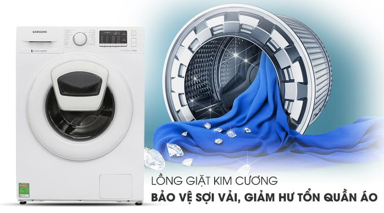 Máy giặt Samsung WW80K52E0WW/SV
