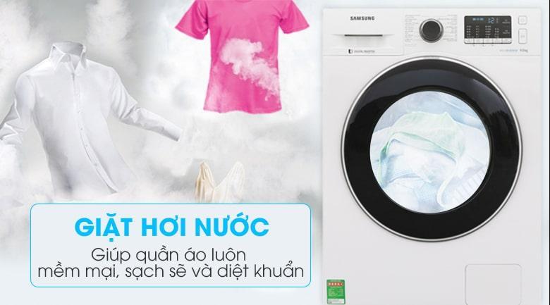 Máy giặt Samsung WW90J54E0BW/SV