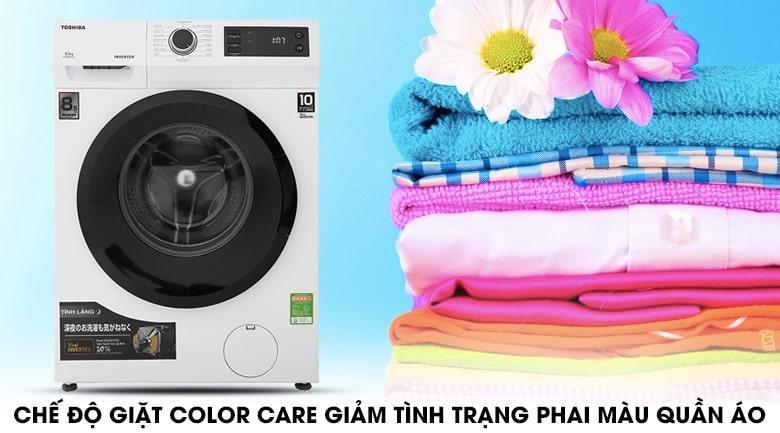 máy giặt Toshiba 8.5Kg TW-BH95S2V WK