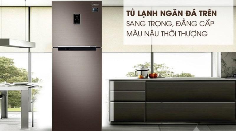 Tủ lạnh Samsung RT29K5532DX/SV kiểu dáng sang trọng
