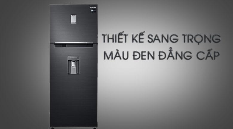 Tủ lạnh Samsung RT46K6885BS/SV thiết kế sang trọng,hiện đại