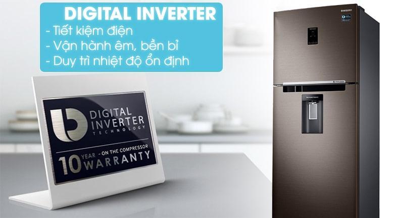 tủ lạnh DIGITAL INVERTER tiết kiệm điện