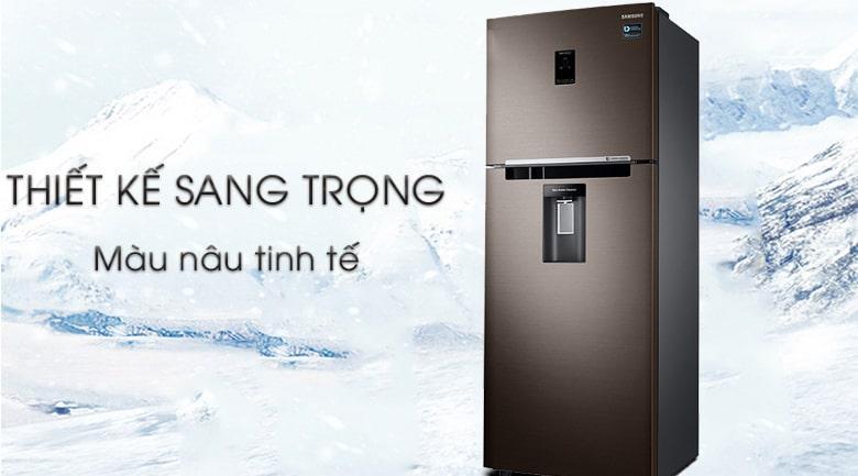 Tủ lạnh Samsung RT38K5982DX/SV thiết kế sang trọng