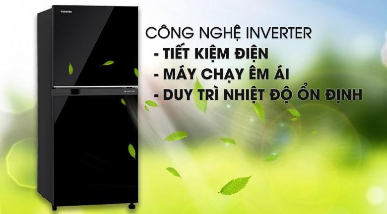 siêu tiết kiệm điện với công nghệ inverter