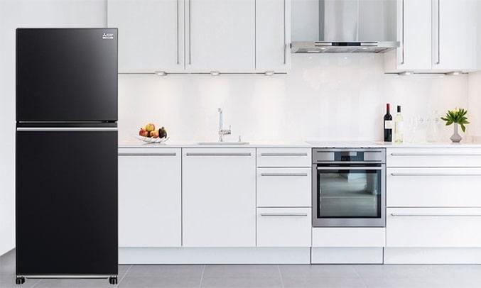 Tủ Lạnh Mitsubishi Electric MR-FX47EN-GBK-V thiết kế sang trọng
