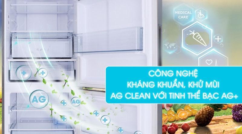 công nghệ kháng khuẩn,khử mùi