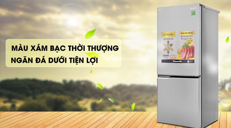 Tủ lạnh Panasonic NR-BV289QSV2 thiết kế thời thượng